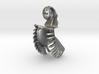 Venus Fly Trap Pendant (Small) 3d printed