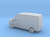 1/87 2018 Ford Transit Mid Roof Delivery Kit 3d printed