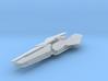 Farragut Battle Cruiser 3d printed