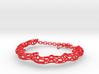 FutureFlower Necklace 3d printed