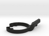 Bugaboo Bee 2007-2009 outer/forward Hood Clamp (R) 3d printed