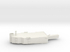 1/96 USS Cecil Superstructure2 Deck2 3d printed