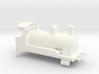 0-4-0 Tender Engine 3d printed