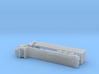 M915 Tractor w. M872 Semitrailer & Container 1/220 3d printed
