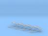 Descent Stage 1 - FDP - Plume deflectors 3d printed
