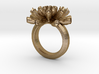Sea Anemone Ring 18.5mm 3d printed