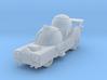 Homer Simpsonmobile 3d printed
