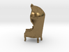 """Armchair-Roof 1/2"""" Scaled 3d printed"""