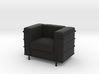 Le-Corbu-Sofa-Mini-03 3d printed