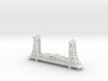 Tees Newport Bridge (1:1200) 3d printed