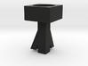 Wand Company Button Eccleston Mod2 3d printed