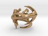 Diplocaulus Ring 3d printed