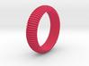 Medium Size - Cutted Ellipse Bracelet 3d printed