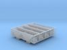 FCA Ballast Car set - Z scale 3d printed