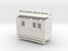 OO9 4w brake coach clerestory roof 3d printed