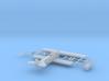 1/144 Fokker D.VII (sprue) 3d printed