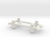 009 Free-Wheeler Chassis  3d printed