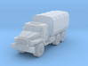 Ural-375 1/220 3d printed