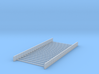 Dual Track Plate Girder Bridge - Zscale 3d printed