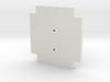 Life3D Capsule - Camera Plate Template 3d printed