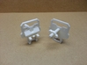 Nuts And Bolts For Tesla Flat Spiral Coil Stand 3d printed Nuts and bolts with stands