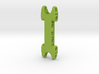 Lime Green Connector 3d printed