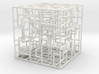 Snaking Stairways - Maze & Mathematical Sculpture 3d printed