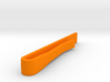 Classic Tie Bar (Plastics) 3d printed