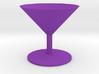 Martini Glass 3d printed