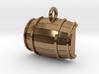 Keg / Barrel Pet Tag 3d printed