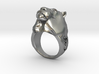 Lion Ring - iXi Design - Fashion Rings - Size 7 3d printed