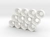 Lo/Tr-08-2020 Rims for Trailex-London 3d printed