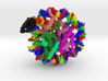 Nucleosome in complex with Sox2 3d printed