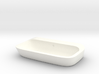Bath sink counter-top 1:12, 1:24 3d printed