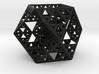 Sierpinski Cuboctahedron Fractal 3d printed