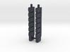 PRHI Large Melee Weapon Grip Sprue 3d printed