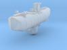 sub Trieste bathyscaphe 3d printed