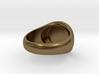 Size 8 Targaryen Ring 3d printed