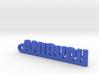 ANIRUDH_keychain_Lucky 3d printed