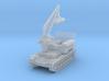 Munitionsschlepper Pz IV 54cm 1/220 3d printed