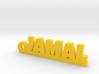 JAMAL_keychain_Lucky 3d printed