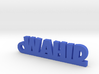 WAHID_keychain_Lucky 3d printed