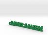 AAMIR SALEEM_keychain_Lucky 3d printed