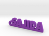 SAJIDA_keychain_Lucky 3d printed