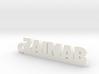 ZAINAB_keychain_Lucky 3d printed