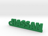 HASSAN_keychain_Lucky 3d printed