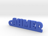 AHMED_keychain_Lucky 3d printed