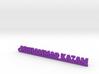 MUHAMMAD KAZAM_keychain_Lucky 3d printed