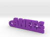 ANEES_keychain_Lucky 3d printed