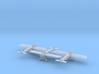 1/285 Fokker EIII 3d printed